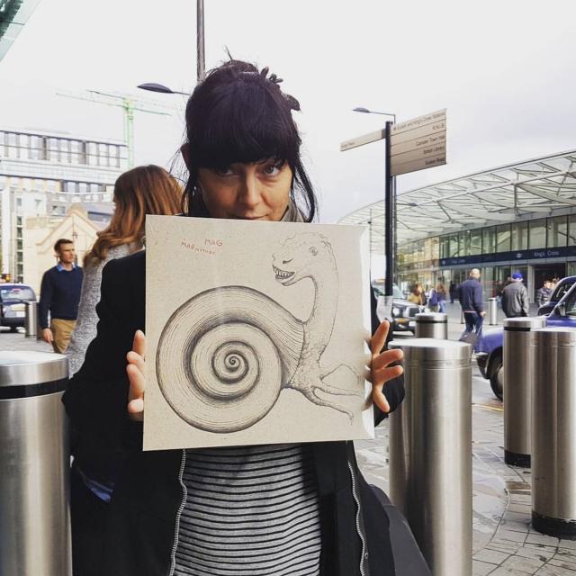 mag-vinyl